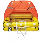 Raft offshore Transocéan 10 places in bag