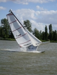 Grand voile Hobie Cat 14 - FORWARD SAILING - FW-GVHB14000