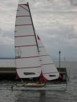 Grand voile Hobie Cat 16