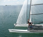 Jib Hobie Cat 17 - FORWARD SAILING - FW-FOHB171000
