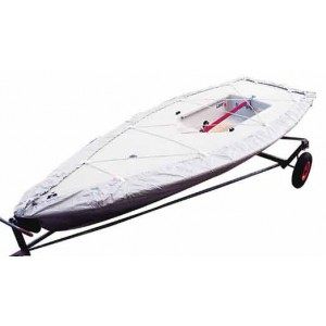 Polyester RipStop awning Bottom X4 - Awning Anti-Rip - Dinghy Cover