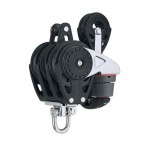 Carbo Harken Winch Ratchamatic Triple/pulley 40 mm/swivel/tack