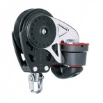 Pulley Carbo 75 mm Ratchamatic to stop