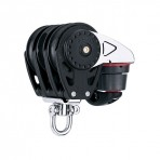 Pulley Carbo 75 Triple Winch bar