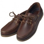 Crew boat shoes Brown