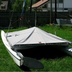 Trampoline cover for Hobie Cat 14  -FORWARD SAILING - FW-TAHB141000