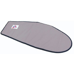 Padded rudder cover for 420 Windesign - EX3027 - OPTIPARTS