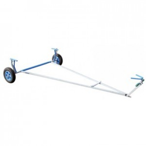 Launching trolley Laser Galva Stackable