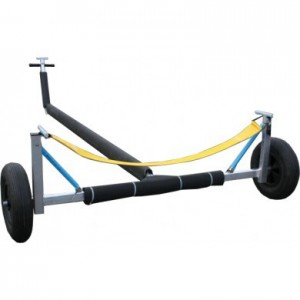 Launching trolley Aluminium Removable Laser