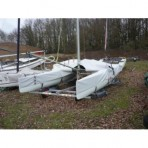 Taud Parking Twincat 15 complet Polyester