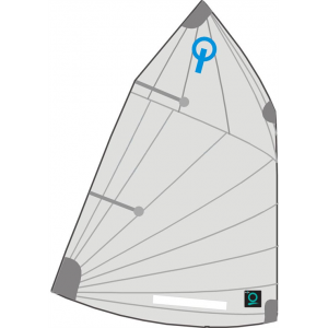 Voile Radiale Optimist Quantum