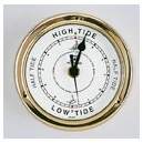 "Plastimo 4.5 ""polished brass tide indicator"