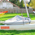 Trampoline cover for HC16 - FORWARD SAILING - FW-TAHB16TRA10