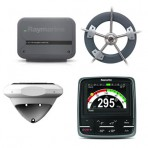 Pilote automatique Raymarine Evolution EV-100 Wheel