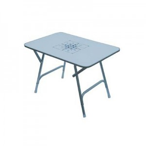 Table pliante marine 88 x 60 x 61 cm kmnautisme - Table pliante monoprix ...