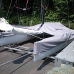 Ventilo 20 parking cover - FORWARD SAILING
