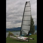 Grand voile Hobie Cat 18 Standard