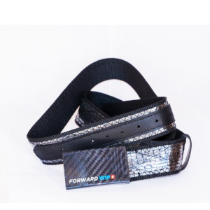Carbon belt with recycled sails FORWARD