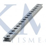 Rail de mat 22mm (2m) - KMS30 - KARVER - PF1042549