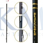 Blackgold full mast Optiparts - EX900