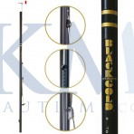 Blacklite mast incl. rig pack - EX902 - OPTIPARTS