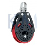 Poulie winch Carbo RED - Harken - HA2135RED