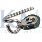 Clew hook for laser with 20 mm bb block - EX2008 - OPTIPARTS