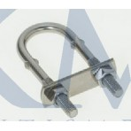 Stainless steel U bolt - VIADANA