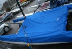 Hobie Tiger F18 cover - FORWARD - TATI100000