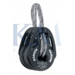 Poulie double T2 Loop 29mm
