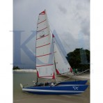 Jib for Dart 18 - FORWARD SAILING - FW-FODA181001